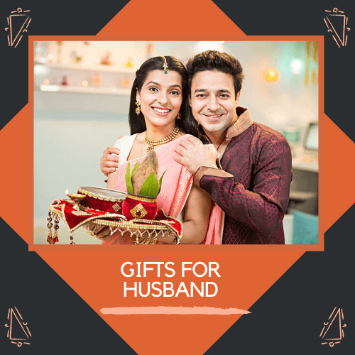 Karwa chauth gifts for husband