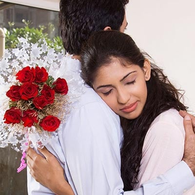 I Miss you flowers gifts online