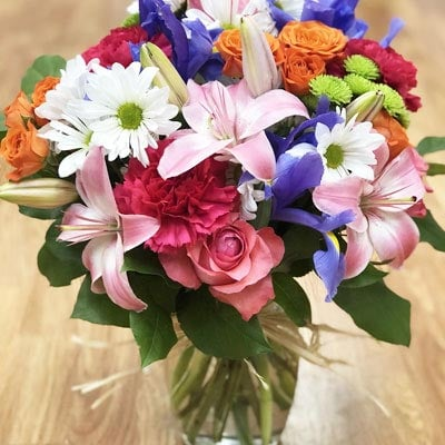 Online Birthday Flower Bouquet Delivery