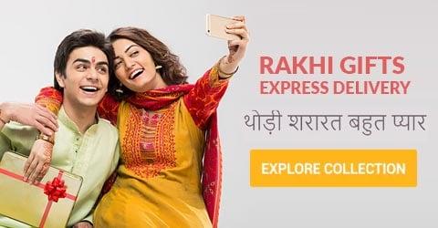 Same Day Rakhi Gifts Online